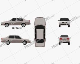 Volkswagen Jetta (CN) 2010 Clipart
