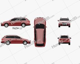 Volkswagen Golf Variant 2007