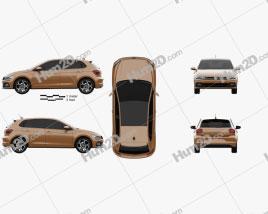 Volkswagen Polo R-Line 5-door 2017