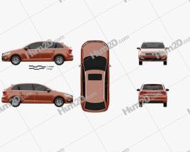 Volkswagen Gran Santana 2018