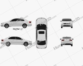 Volkswagen Jetta CN-specs 2016