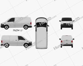 Volkswagen Transporter Panel Van Startline 2019