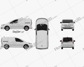 Volkswagen Caddy Panel Van 2020