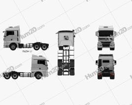 Volkswagen Meteor Tractor Truck 2020