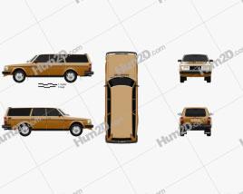 Volvo 245 wagon 1979