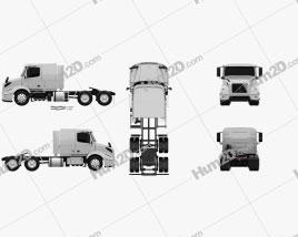 Volvo VNR (400) Tractor Truck 2018