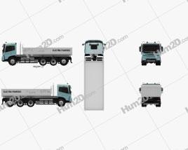 Volvo Electric Tipper Truck 2019