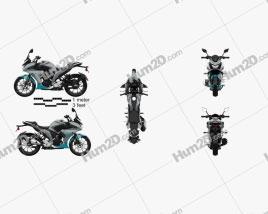 Yamaha Fazer 25 2018