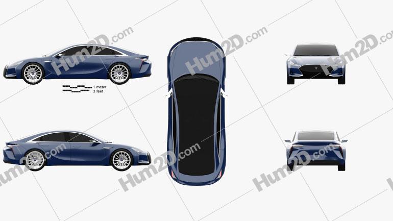 Youxia X 2016 car clipart