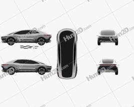 Zhiche Auto MPV 2016